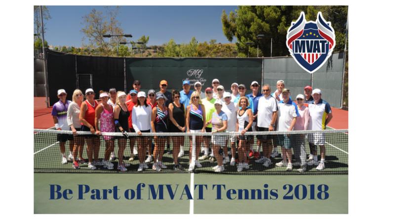Rescheduled - 1st Annual MVAT Team Tennis Challenge at MountainGate CC