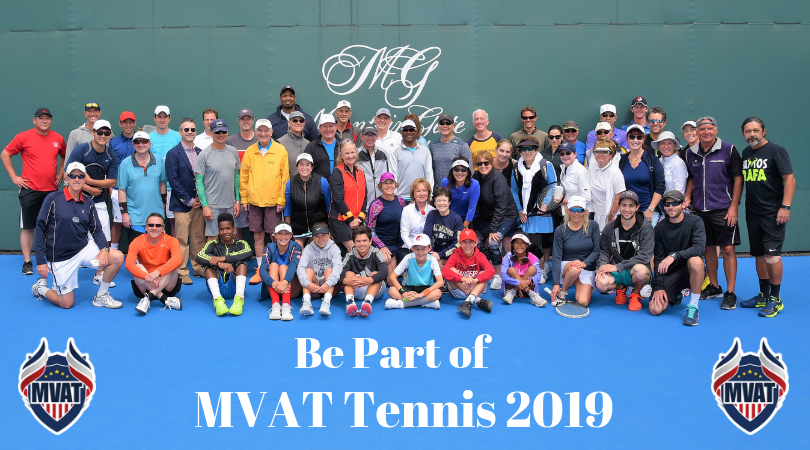 2nd Annual MVAT Tennis Challenge Tournament at MountainGate CC